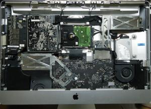 iMac中身