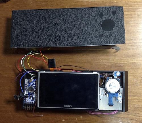 LCD配置